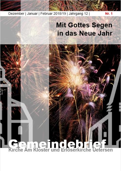 Gemeindebrief 0418