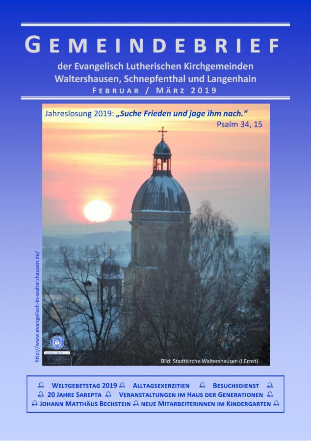 Gemeindebrieftitel 02-03 2019
