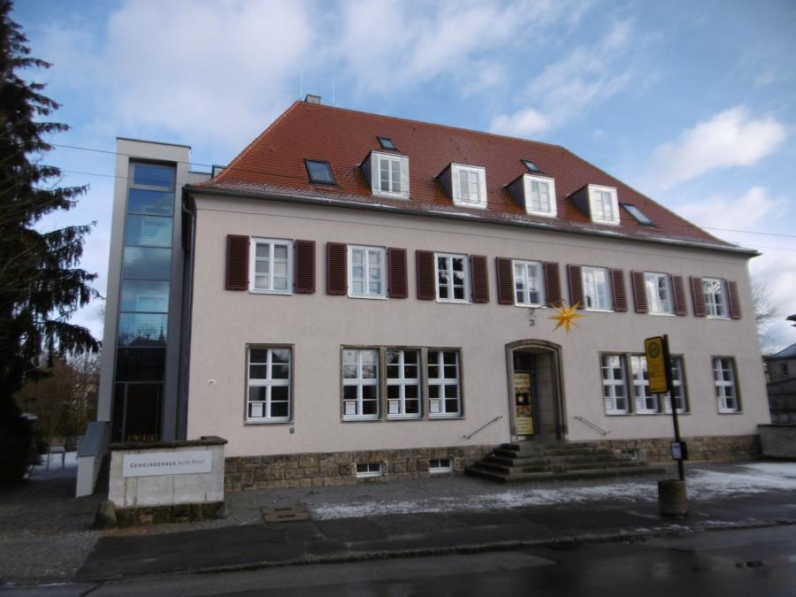 """Gemeindehaus """"Alte Post"""""""