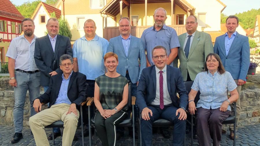 Gemeinderat im Juli 2019