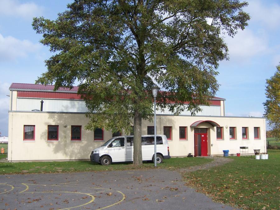 Sporthalle in Wulkenzin
