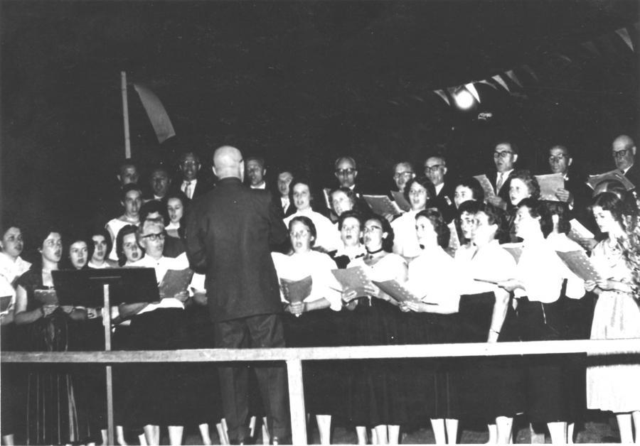 Gemischter Chor 1957