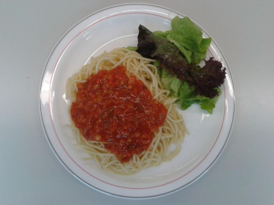 Gemüsebolognese