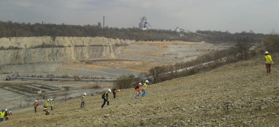 Geologische Führungen in Rüdersdorf