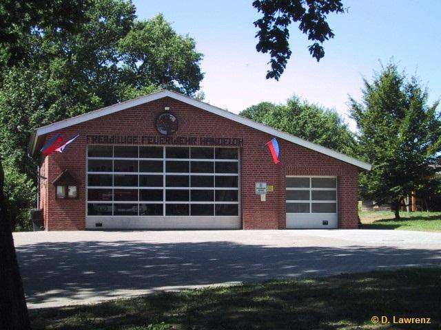 Feuerwehrgerätehaus Handeloh
