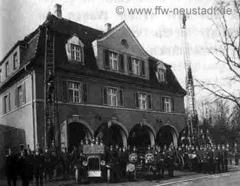 Gerätehaus 1926