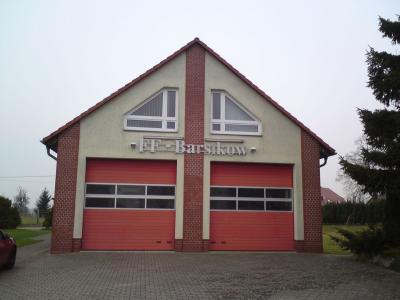 Gerätehaus Barsikow