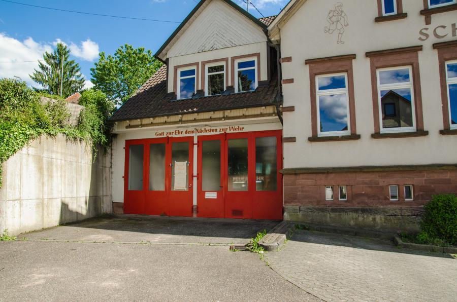 Gerätehaus Dörlinbach