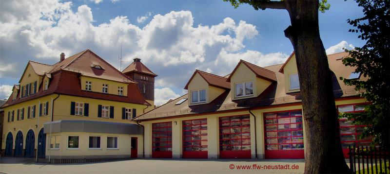 Gerätehaus Neustadt