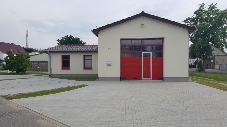Gerätehaus Lietzen