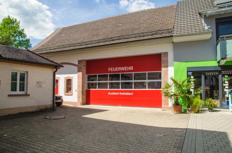 Gerätehaus Schuttertal