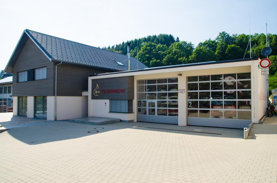 Gerätehaus Schweighausen