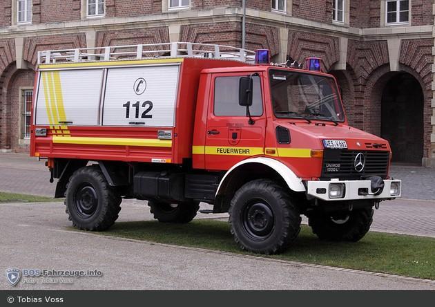 Gerätewagen - Waldbrand