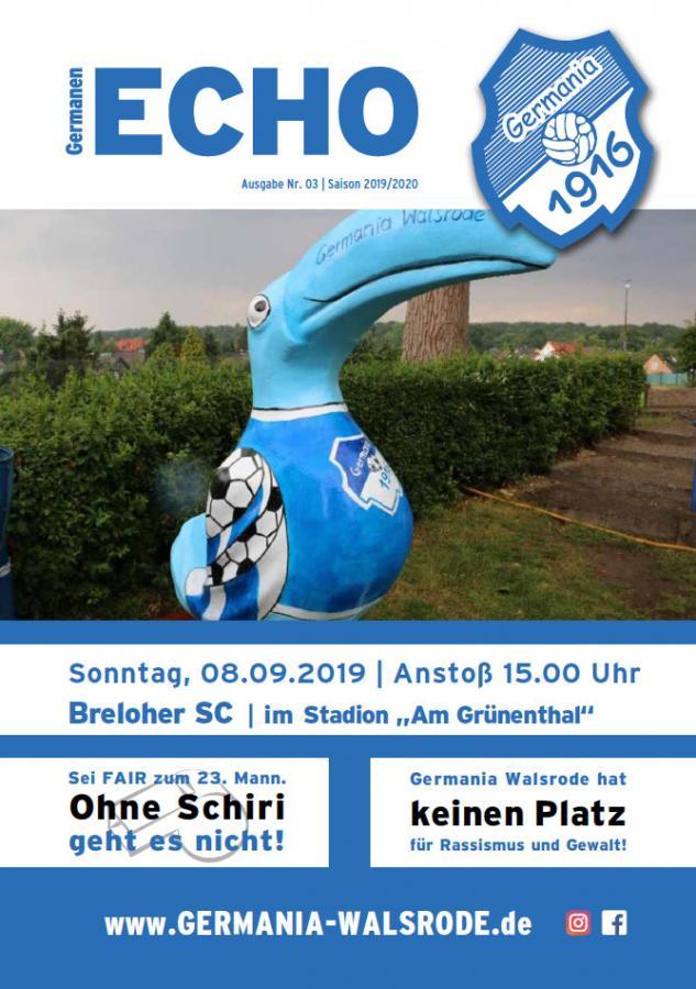 Germanen-Echo Nr.3 - Breloher SC  08.09.2019.jpg