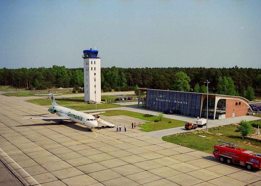 Cottbus-Drewitz Airport