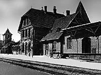 Geschichte Bahnhof