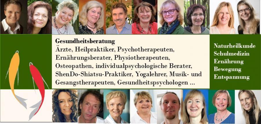 Gesundheitsberatung durch Therapeuten
