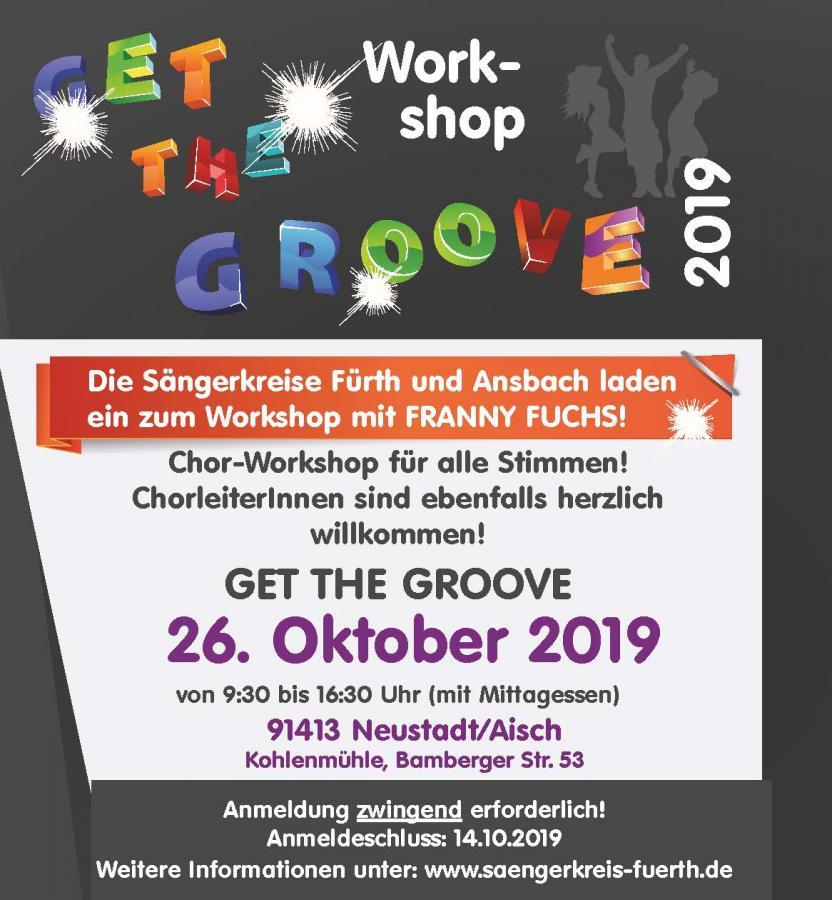 Workshop mit Franny Fuchs