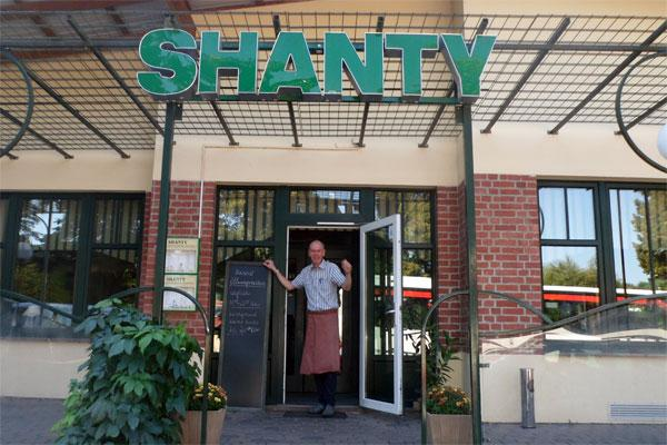 Gaststätte Shanty