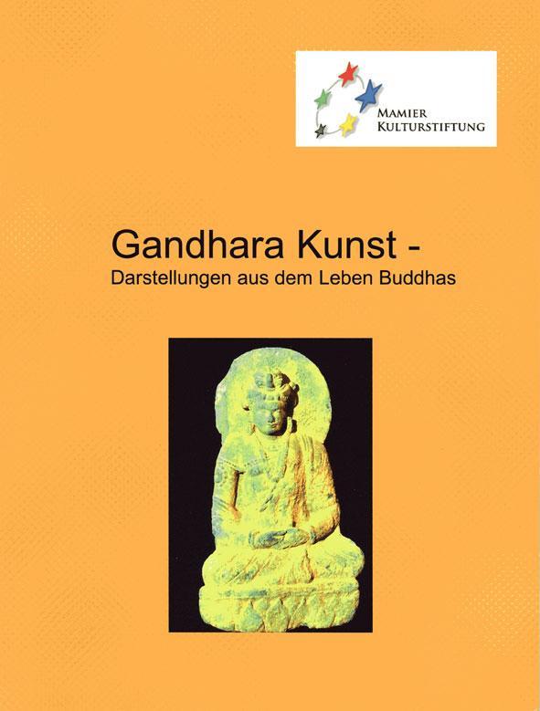 Buch Ghandara Kunst