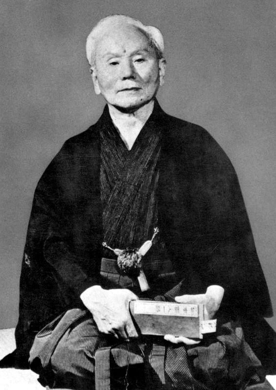 Gichin_Funakoshi