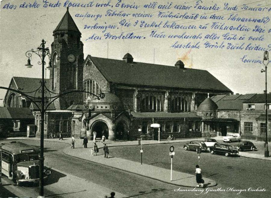 Giessen Lahn Bahnhof