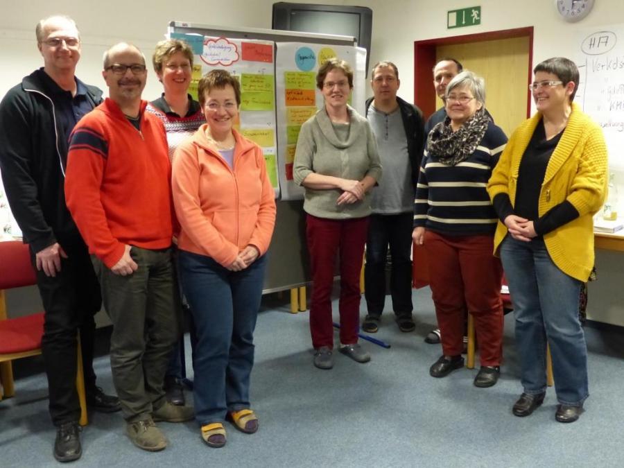Mitglieder Gemeindekirchenrat Waltershausen
