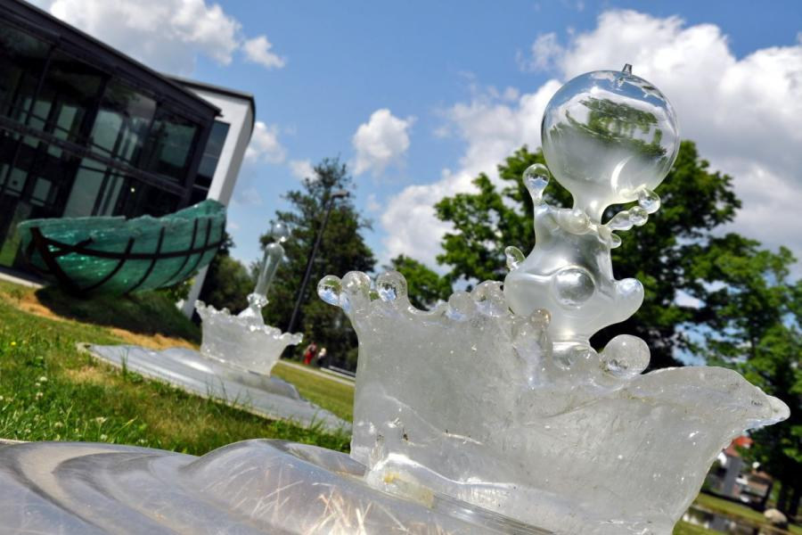 Glasmuseum Frauenau- Gläserne Gärten