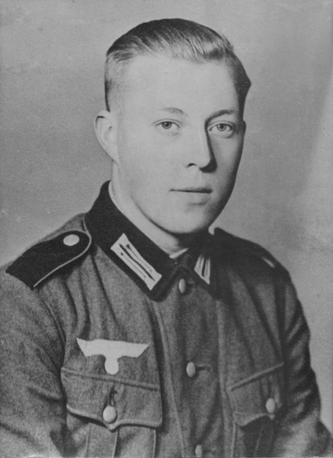 Johannes Glasow (geb. 9.10.1920, gest. 5.6.1942)
