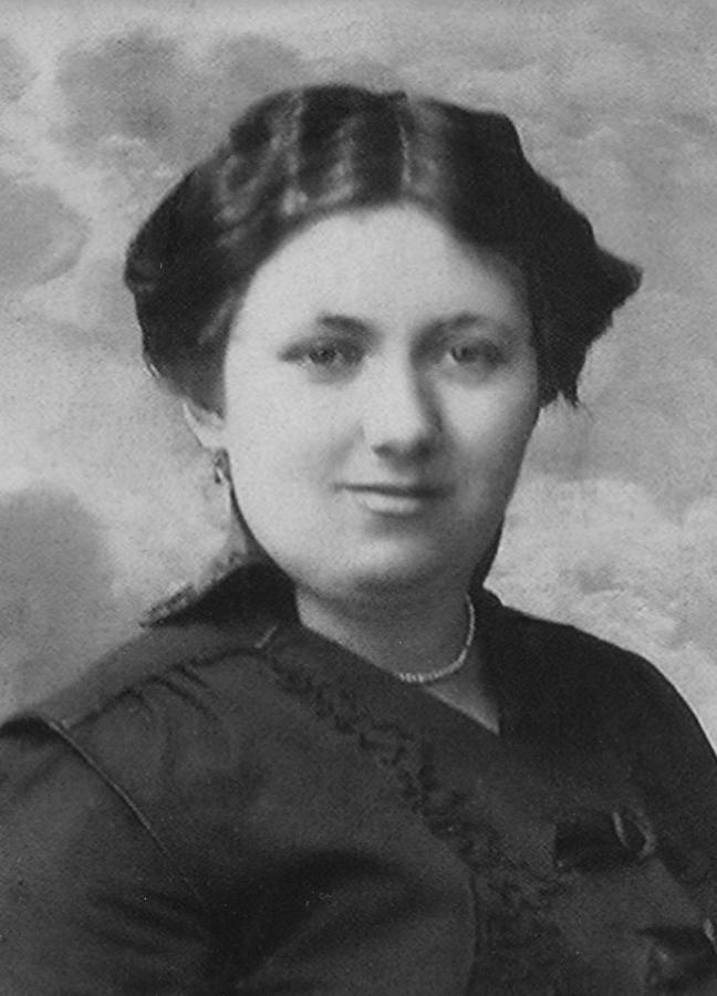 Käthe Glasow (geb. 11.1.1890, gest. 23.4.1980)