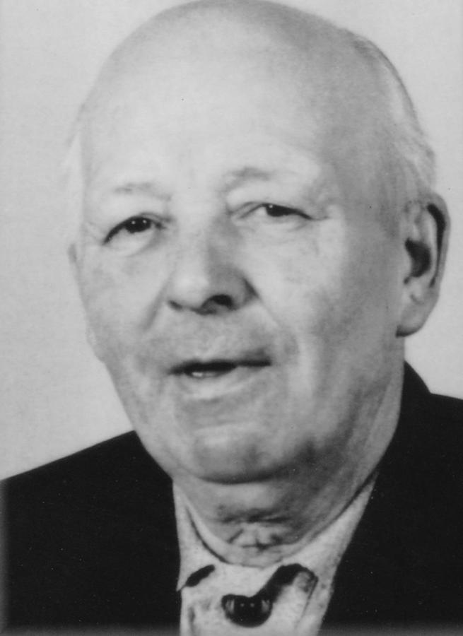 Karl-Heinrich Glasow (geb. 15.4.1914, gest. 4.12.1983)