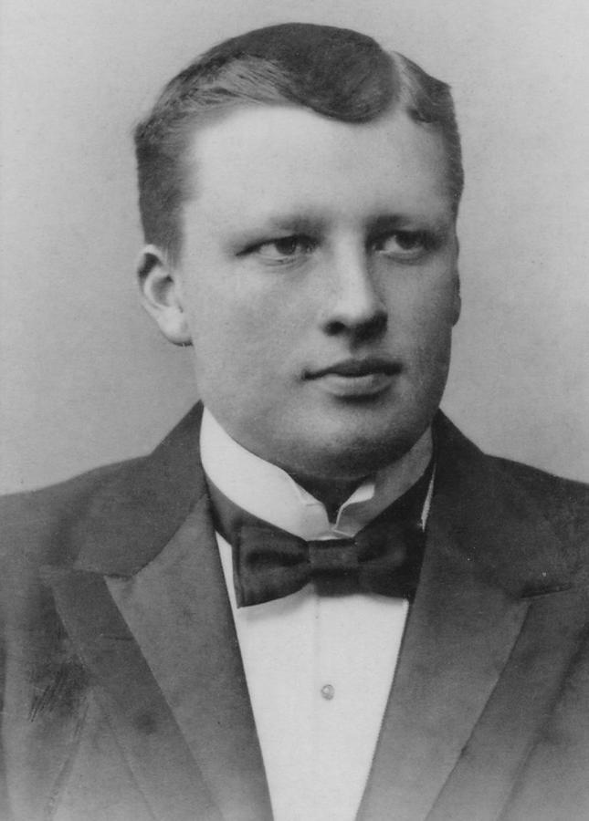 Gustav Glasow (um 1905)