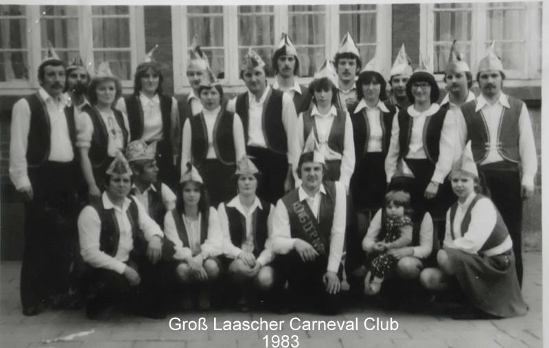 GLCC 81.e.V.   1983