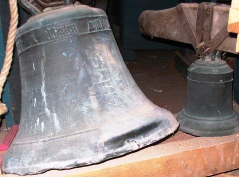 Glocken der Feldsteinkirche in Dahmsdorf