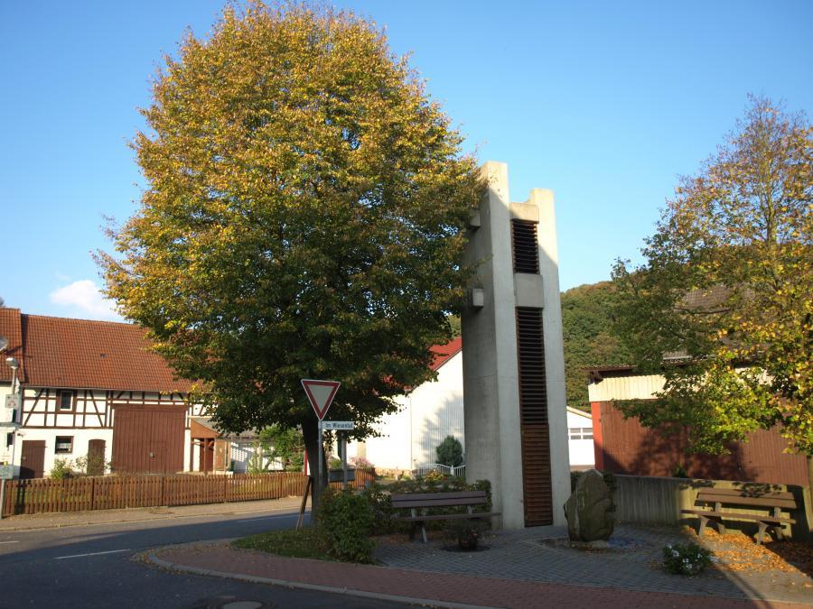 Glockenturm Kleba