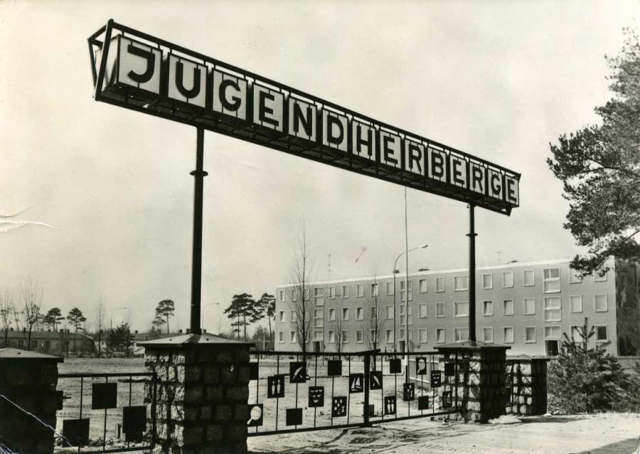 Glowe Jugendherberge 1971