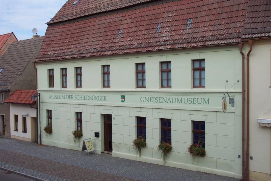Schildbürger- und Gneisenaumusum