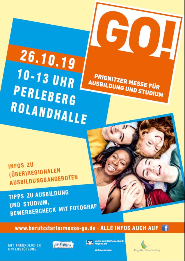 Go! Plakat