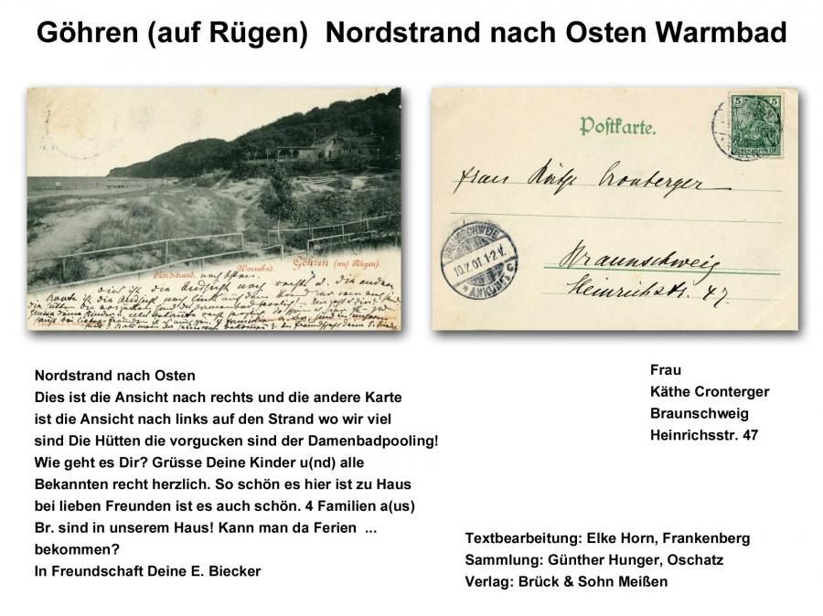 Göhren 1901