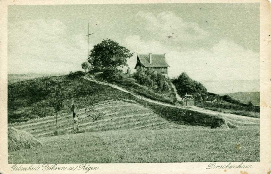 Göhren Drachenhaus 1920