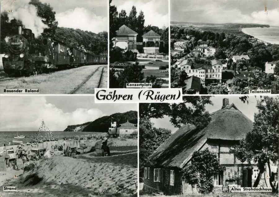Göhren(Rügen) 1967