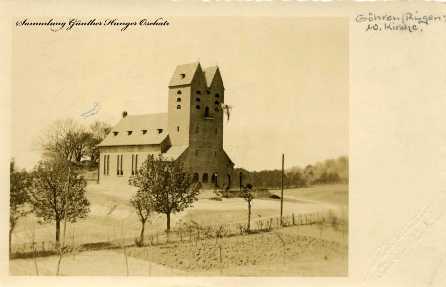 Göhren Rügen ev. Kirche