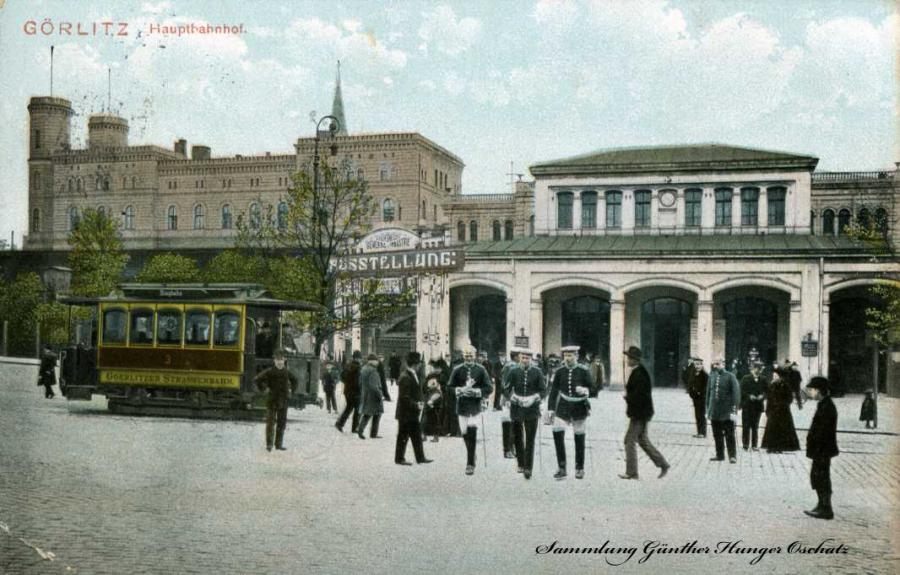 Görlitz Hauptbahnhof