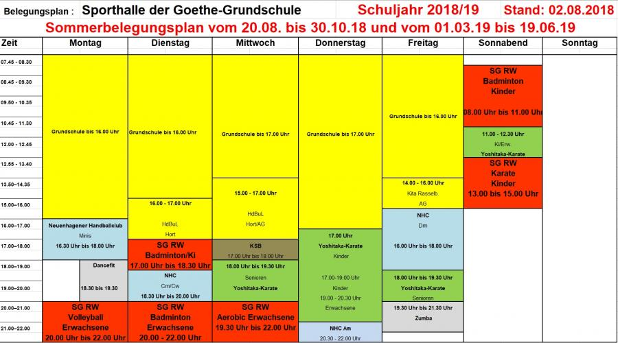 Goethe-Halle