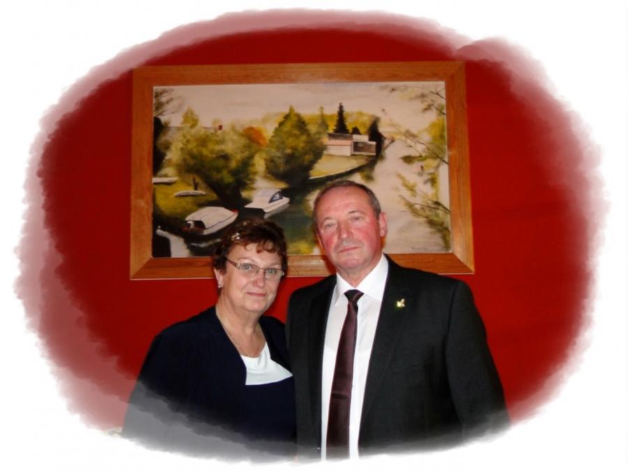 Goldene Hochzeit Hannelore und Klaus-Peter Dietzel