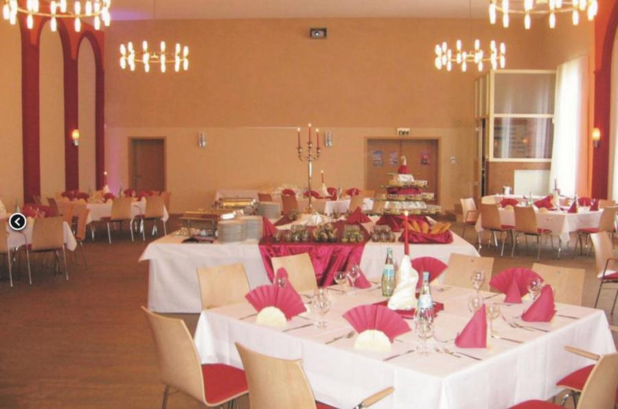 Goldener Löwe Großer Saal  Bestuhlung2, Foto: Gemeinde Wandlitz
