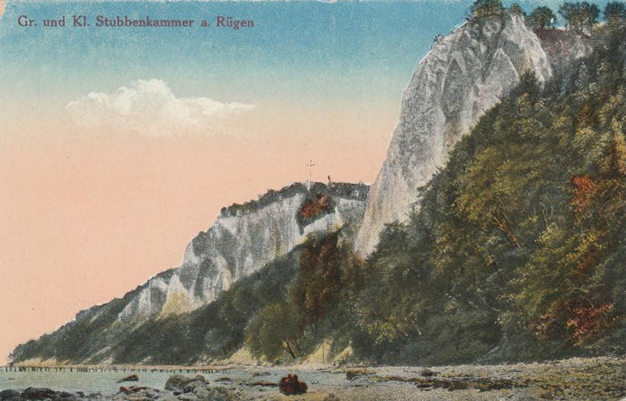Gr. und Kl. Stubbenkammer a. Rügen