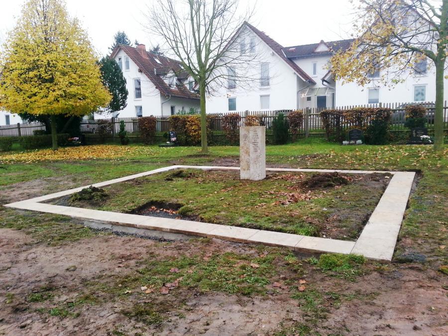 anonyme Grabstätte
