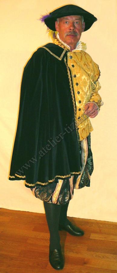 spanischer Mantel
