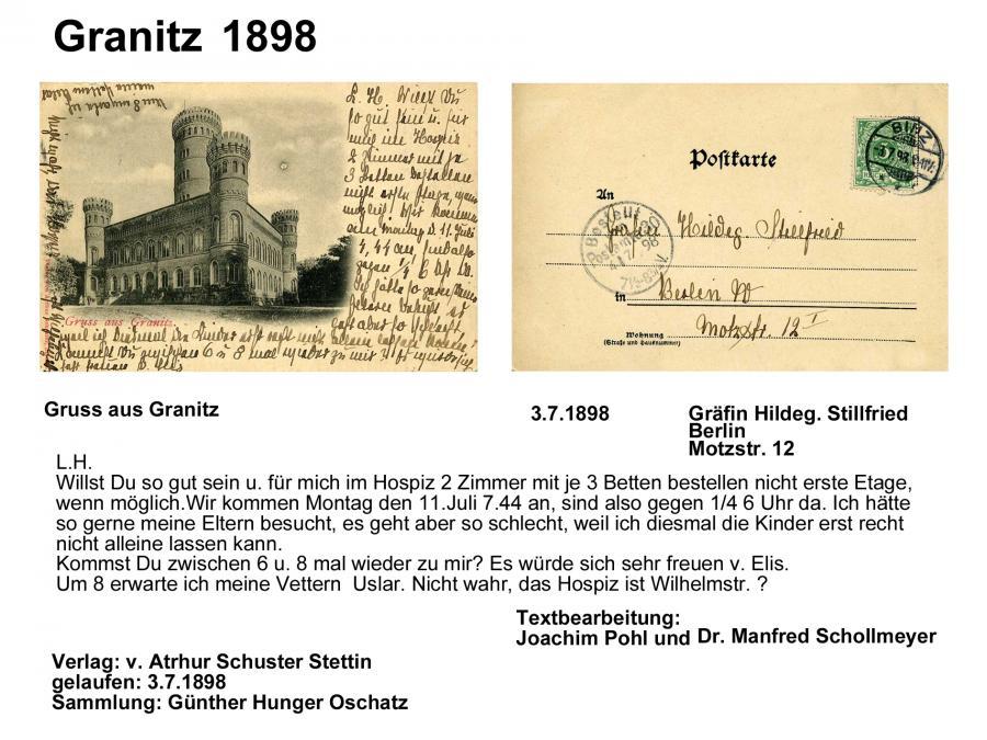 Granitz 1898